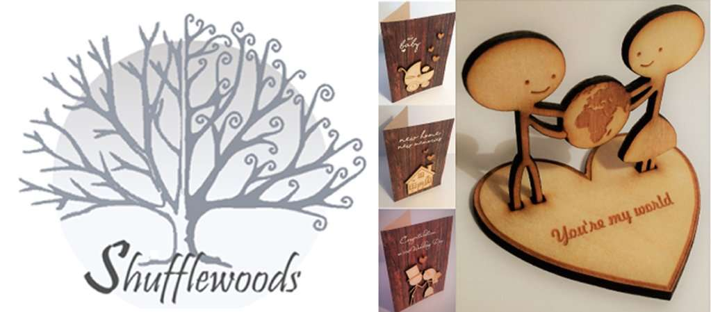 Shufflewoods, unique Gifts, bespoke Wooden items made to order or off the shelf.