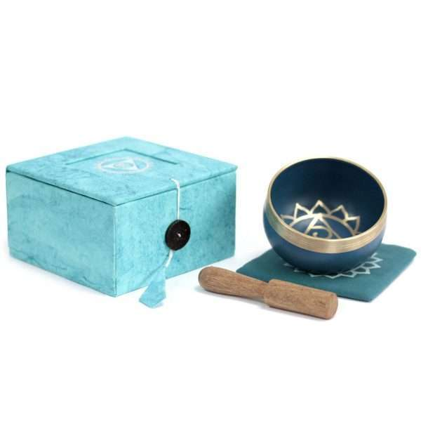 Chakra Singing Bowl - Throat tibs-06f